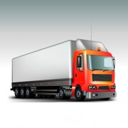 Link toRealistic delivery truck vector design graphics 04