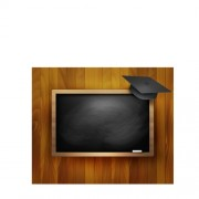 Link toSchool blackboard design vector background 04