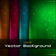Link toShiny light dot colored background graphic vector 01