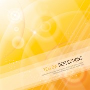 Link toShiny yellow background art vector