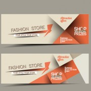 Link toVector web banners creative design graphics set 07
