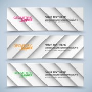 Link toVector web banners creative design graphics set 10