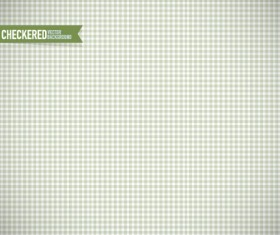 light color checkered vector background set 01