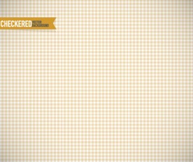 light color checkered vector background set 05
