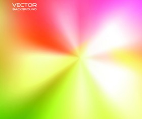 Blurs colored light line vector background 05