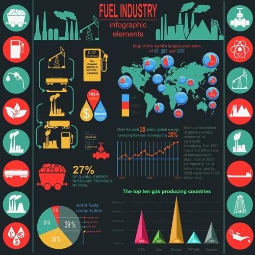 Business Infographic creative design 2005
