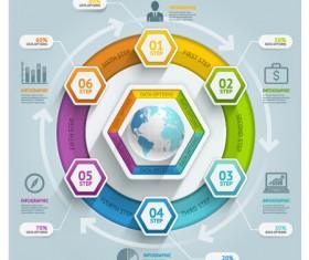 Business Infographic creative design 2051