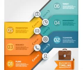 Business Infographic creative design 2052