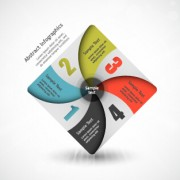 Business infographic creative design 2057