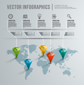 Business Infographic creative design 2063