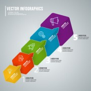 Business infographic creative design 2064