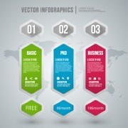 Business infographic creative design 2066