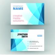 Link toCreative cards business media vector set 04