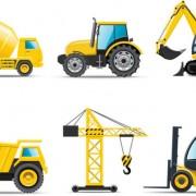 Link toDifferent cartoon truck vector graphics