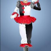 Link toFunny clown show vector 01