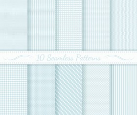 Light colored seamless pattern creative graphics vector 05