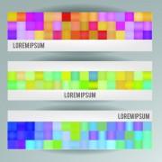 Link toModern business banner vector material 02
