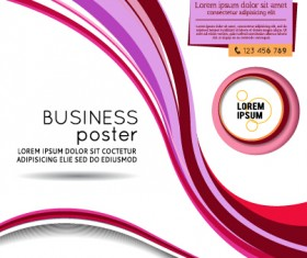 Presentation of creative magazine cover vector 05
