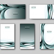 Link toShiny gifts cards creative vector set 06