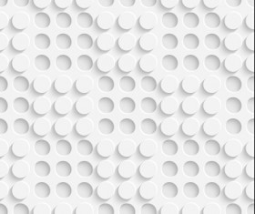 Vector seamless pattern perforated vector 02