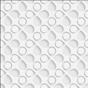 Link toVector seamless pattern perforated vector 04