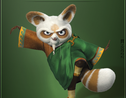 Kung Fu Panda 2 icons
