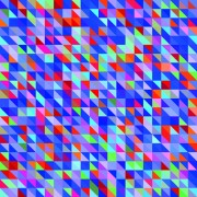 Link toAbstract mosaic art background vector set 02