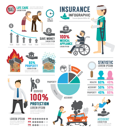 Business Infographic creative design 2068