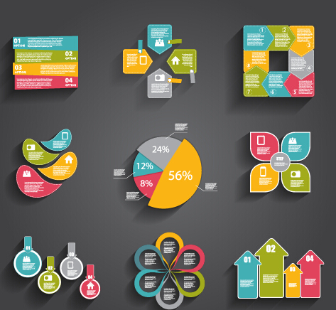 Business Infographic creative design 2105