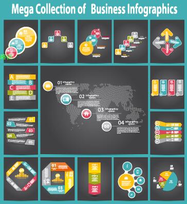 Business Infographic creative design 2106