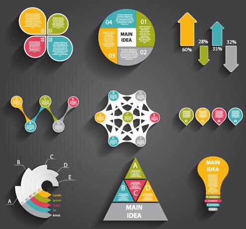 Business Infographic creative design 2109