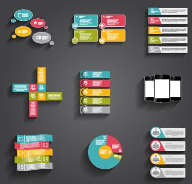Business Infographic creative design 2110