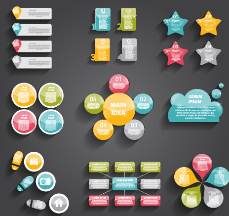 Business Infographic creative design 2111