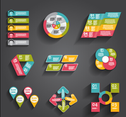 Business Infographic creative design 2114