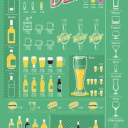 Link toCreative drinks elements infographics vector 01