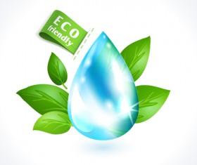 Eco friendly logos creative vector design 05