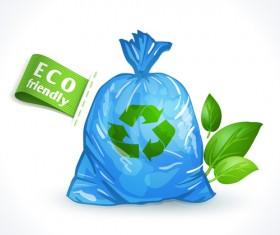Eco friendly logos creative vector design 06