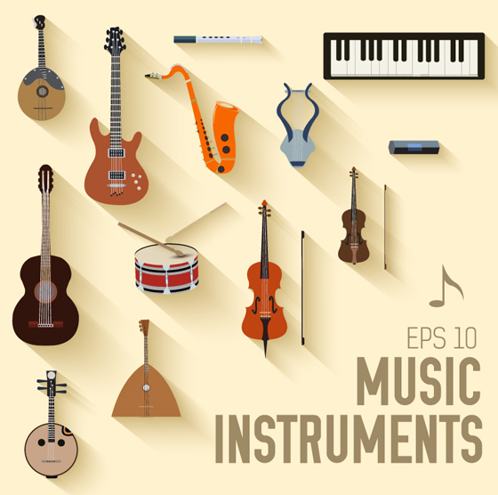 all instruments music download