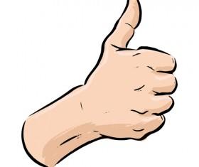 Gesture symbols creative vector graphics 04