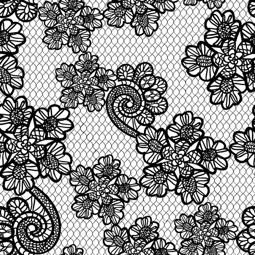 Seamless Lace Texture Free Free Vector Lace Texture