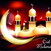Link toVector background eid mubarak islamic design 03
