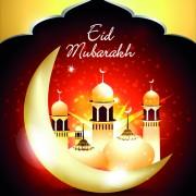 Link toVector background eid mubarak islamic design 04