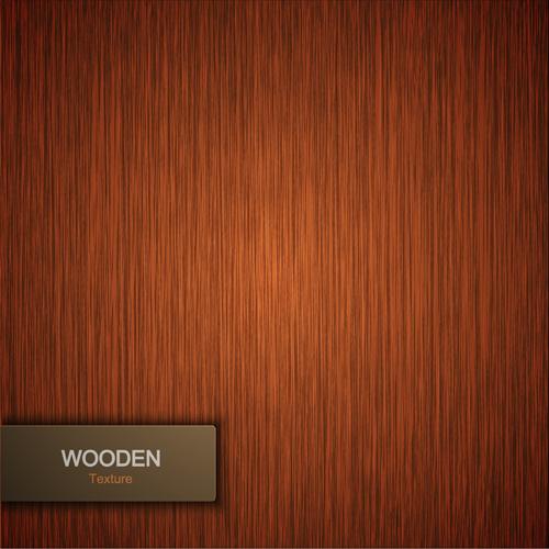 Computer Logo Design Template: Wooden Texture Background Design Vector 01