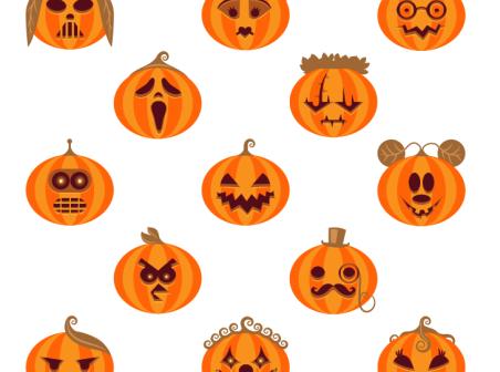 Halloween WICKED WALL