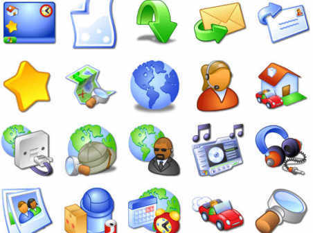 Free Computer icons Collections free download