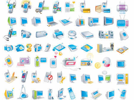 Free Digital Technology icons
