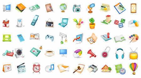 Free Useful Icon Set