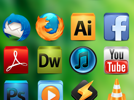 3D SoftwareFX Icon Pack