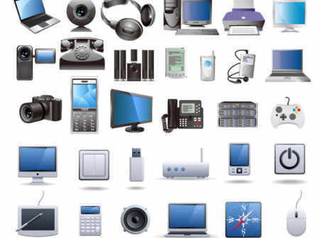 Free Vector Computer icons