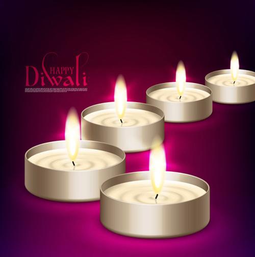 Beautiful happy diwali backgrounds vector 09